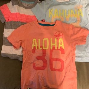 3 toddler boys t shirts size 3T